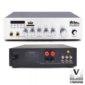Amplificador 220V 60W MP3/USB/SD VSOUND - (VSPA60USE)