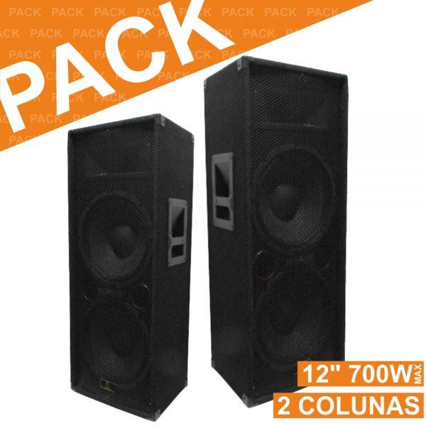 Pack Especial 2 Colunas Vsse212 - (PACKVSSE212)