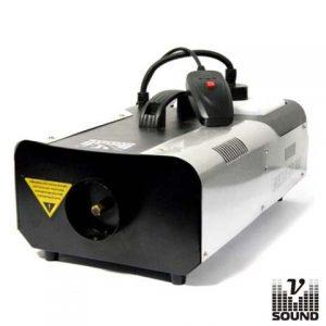 Máquina De Fumos C/Comando 1500W VSOUND - (SMOKE1500)
