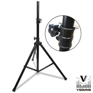 Suporte P/ Colunas 2m 35mm VSOUND - (VSTR1)