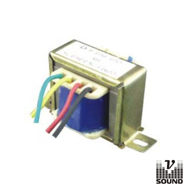 Transformador Audio 30W-15W-7.5W 100v VSOUND - (VTR30W)