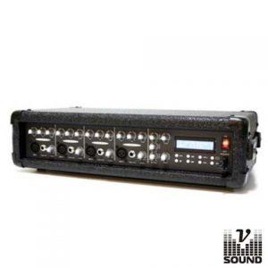 Amplificador Áudio Profissional 200Wmáx VSOUND - (XTREME POWER 200A)